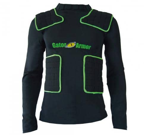 Gator Armor GA40 Player Schutz Langarmshirt Junior L/XL